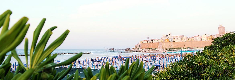 Mare e Spiaggia di Termoli